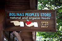 Bolinas People's Store