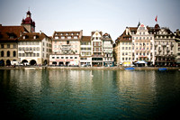 Lucerne's Waterfront