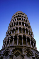 Straight Tower of Pisa